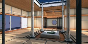 I vari stili di arredamento etnico: lo stile giapponese
