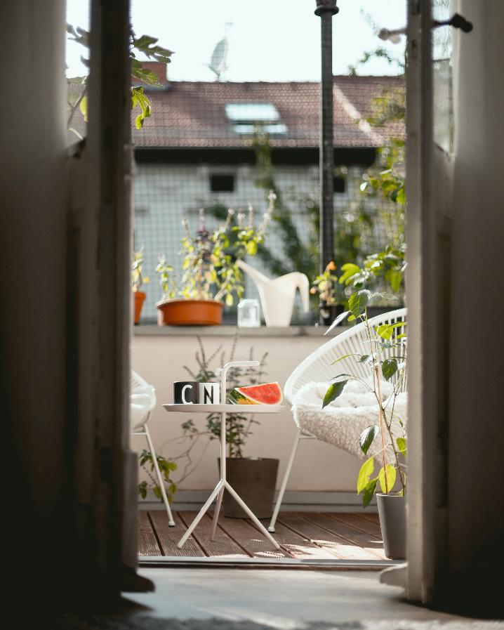 5 elementi che non possono mancare nella tua terrazza