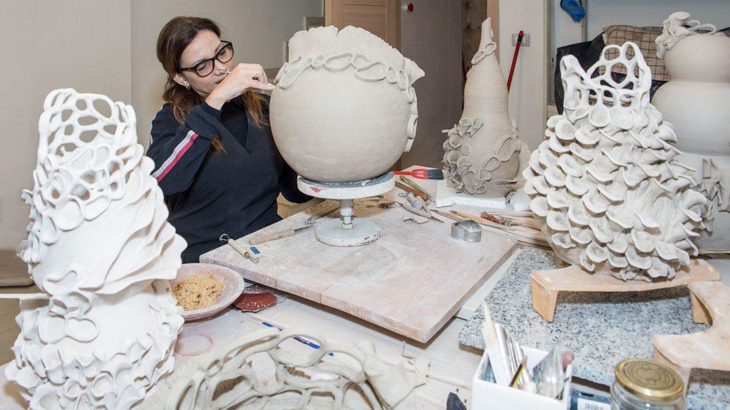 Quando la ceramica diventa arte