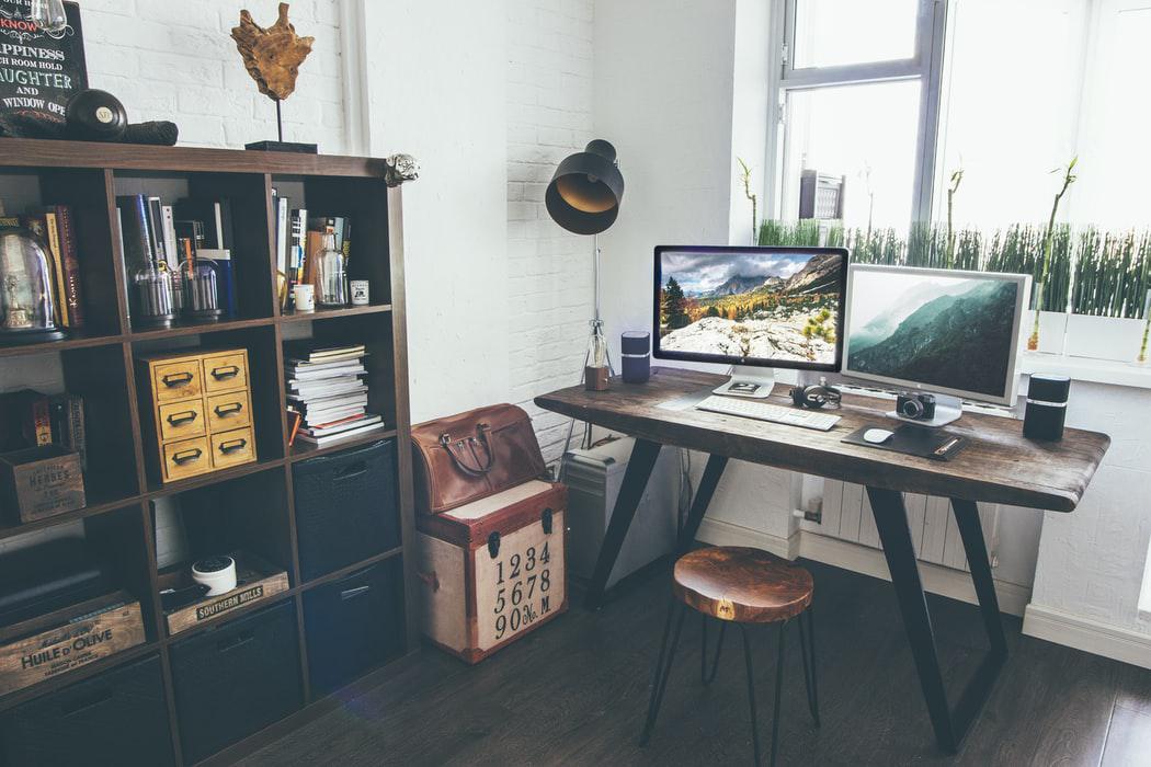 Rendere lo studio confortevole per lunghe ore di lavoro